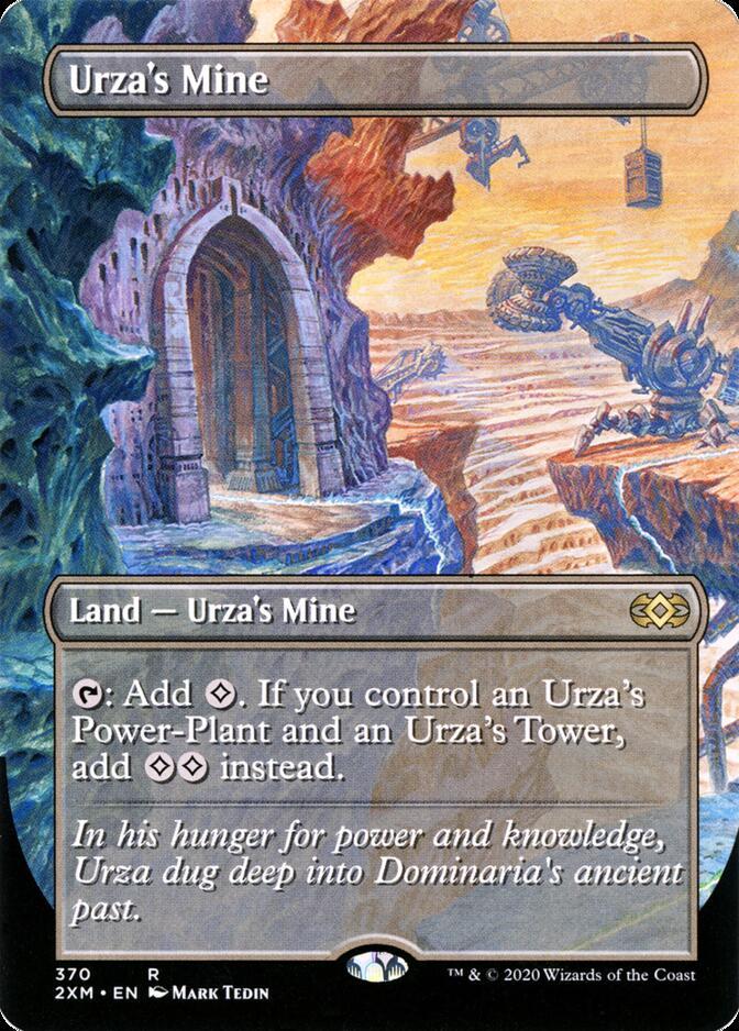 Urza's Mine [P2XM]
