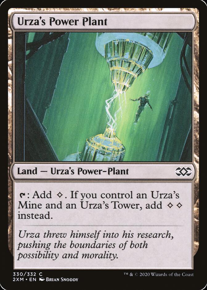 Urza's Power Plant [2XM]