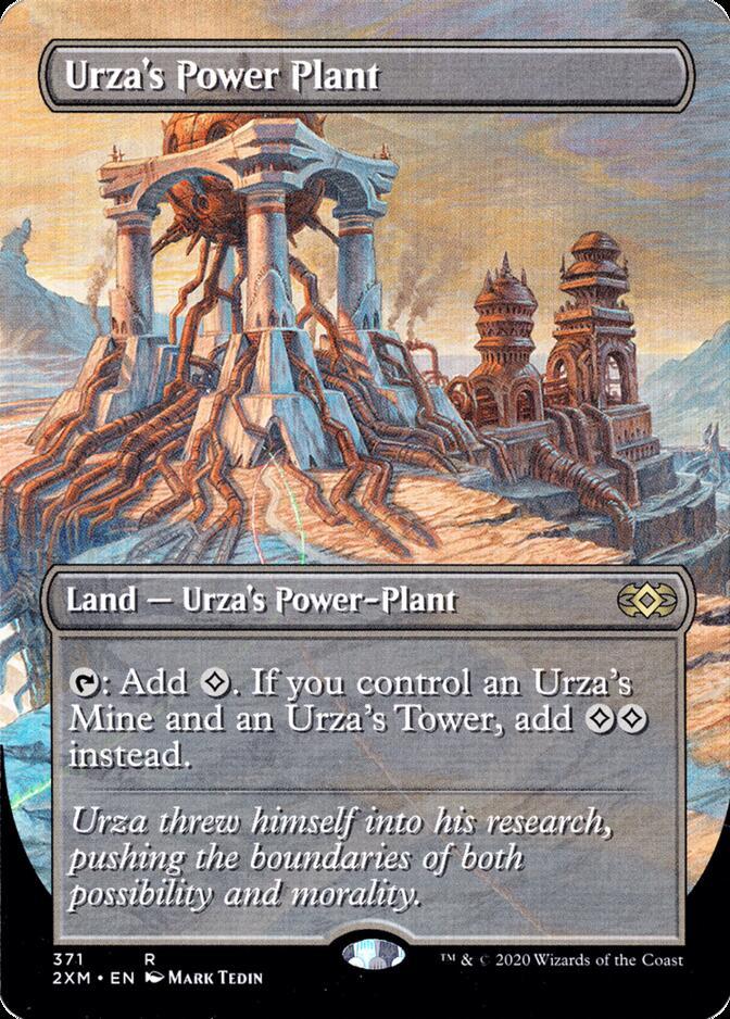 Urza's Power Plant [P2XM] (F)