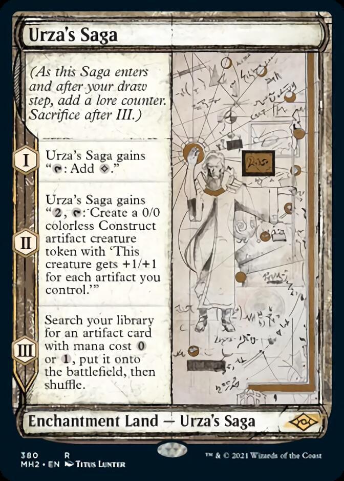 Urza's Saga <sketch> [MH2]