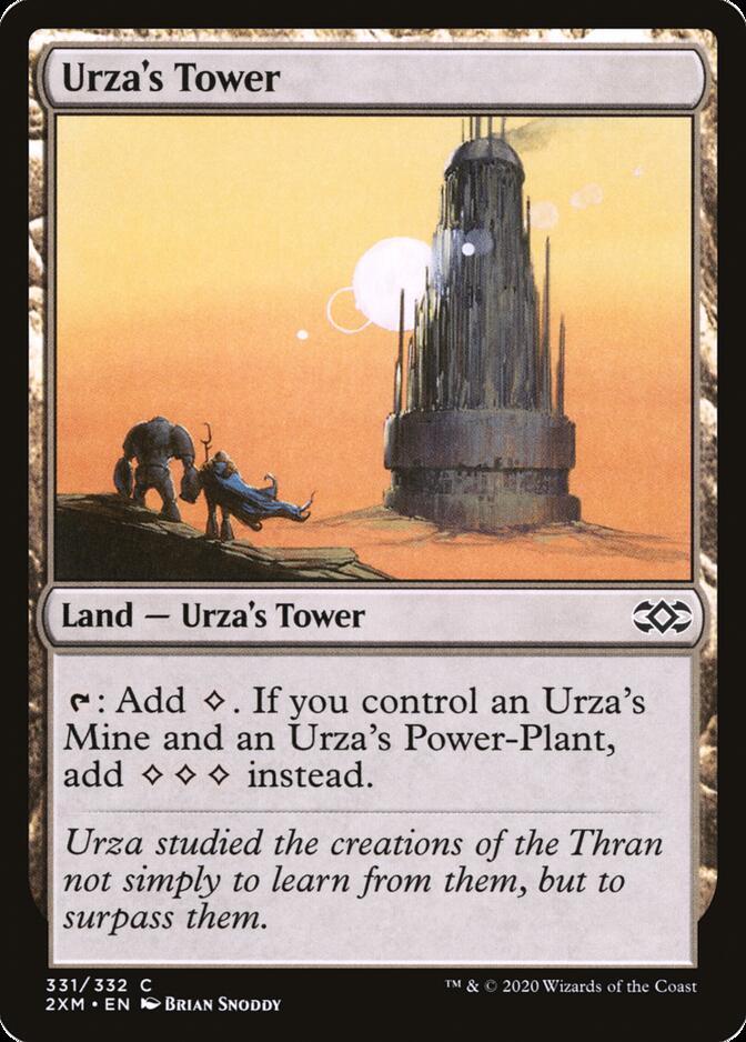 Urza's Tower [2XM]