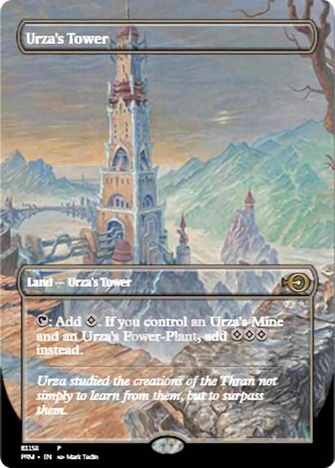Urza's Tower <2XM> [PRM]