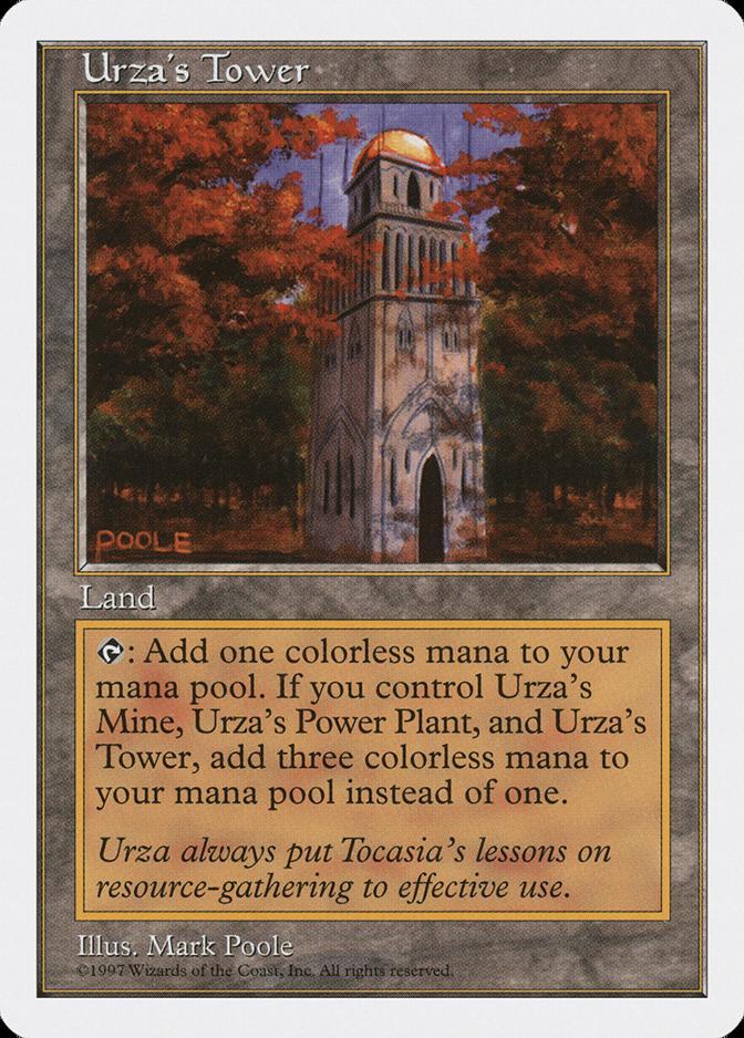 Urza's Tower [5ED]