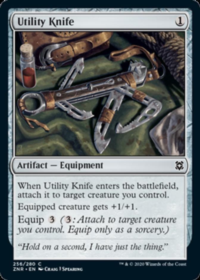 Utility Knife [ZNR]