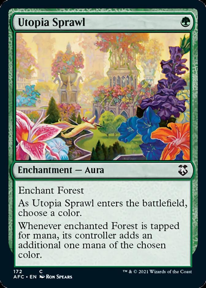Utopia Sprawl [AFC]