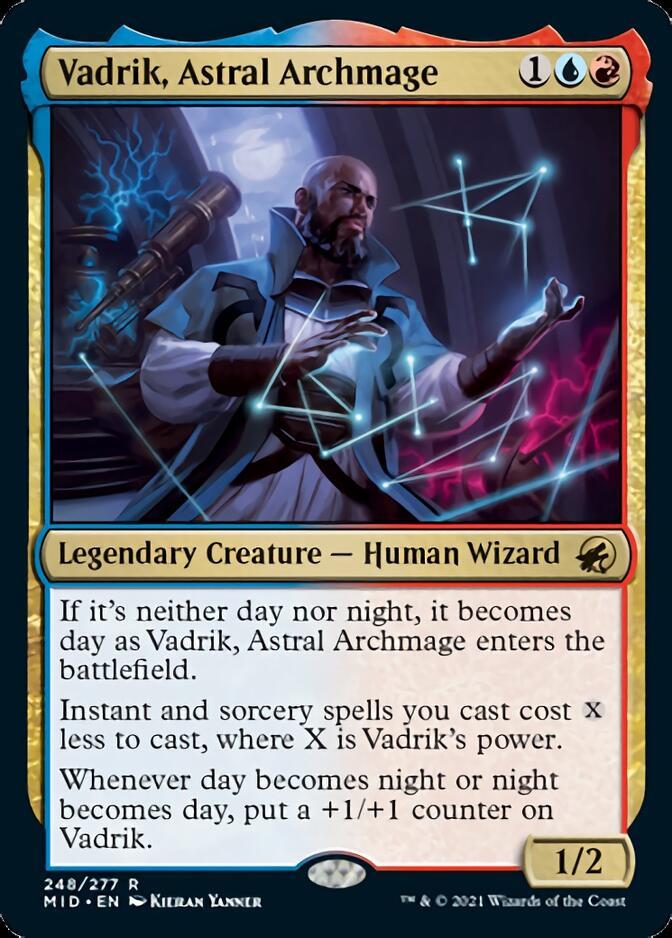 Vadrik, Astral Archmage [MID]