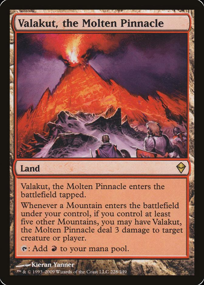 Valakut, the Molten Pinnacle [ZEN]
