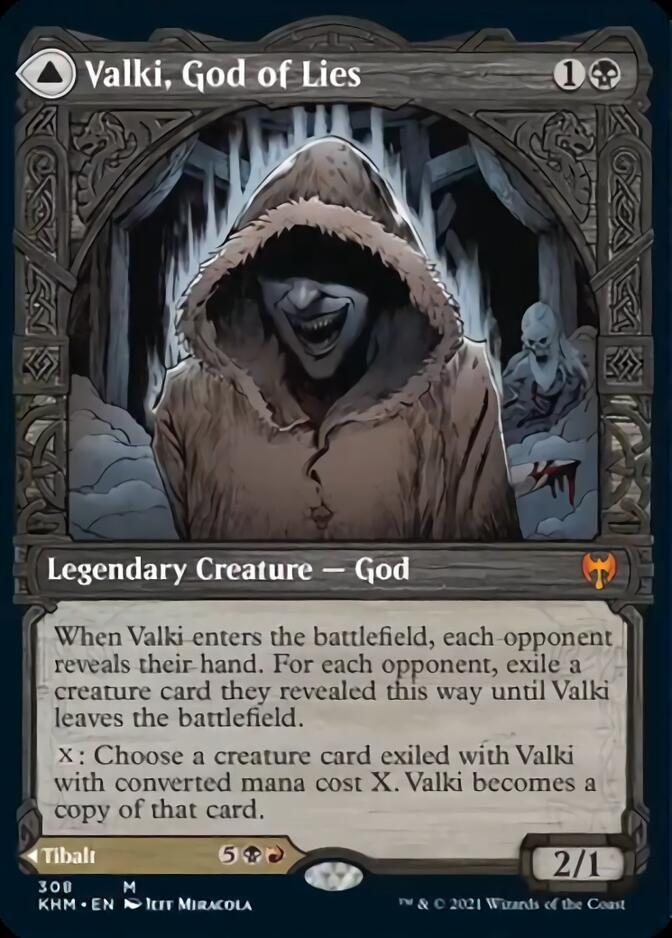 Valki, God of Lies <showcase> [KHM]