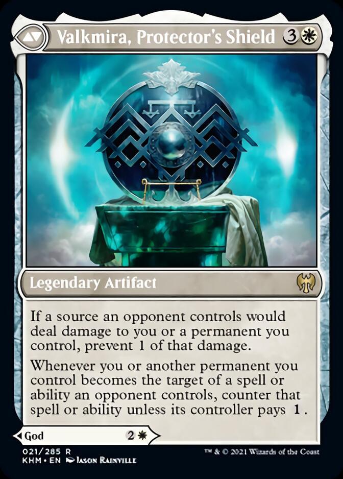 Valkmira, Protector's Shield [KHM]
