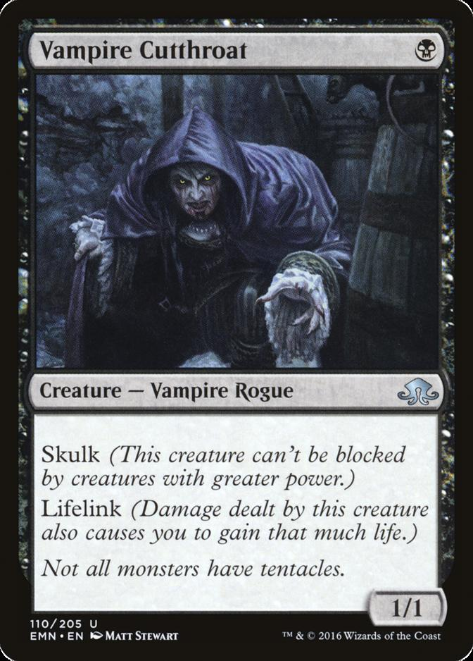Vampire Cutthroat [EMN]