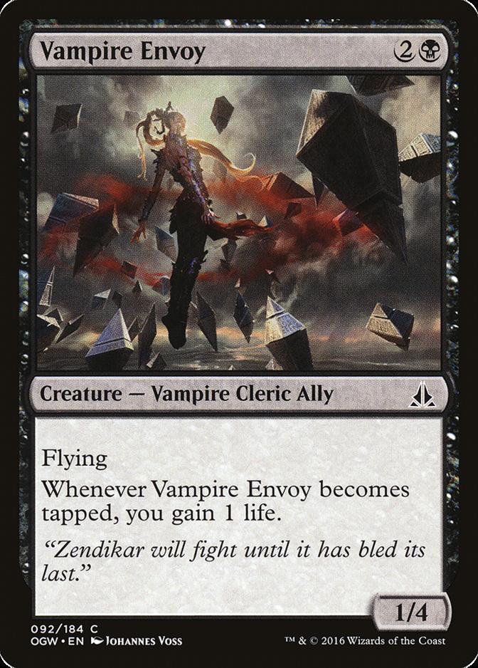 Vampire Envoy [OGW]