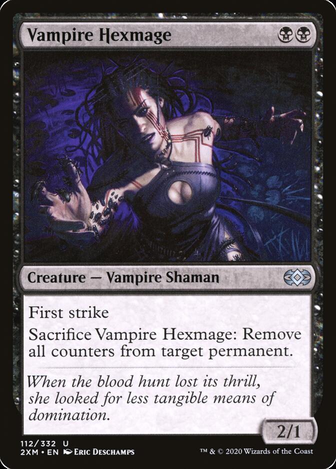 Vampire Hexmage [2XM]