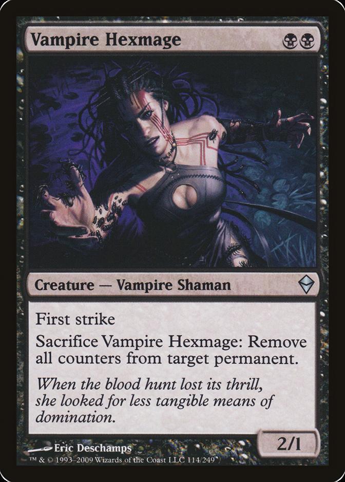 Vampire Hexmage [ZEN] (F)