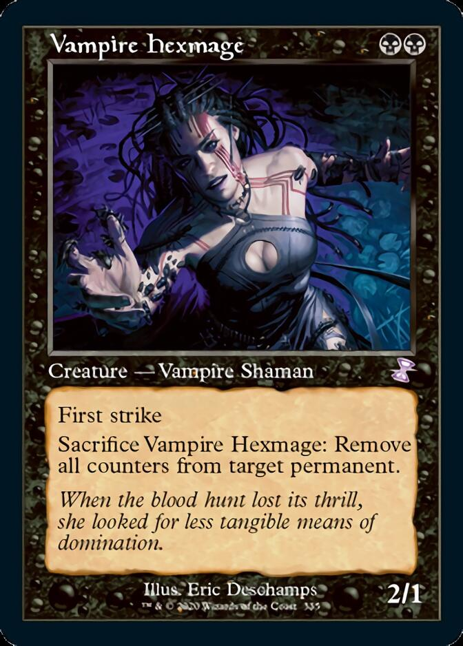 Vampire Hexmage <timeshifted> [TSR]