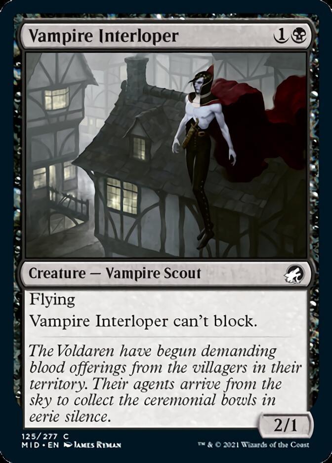Vampire Interloper [MID]