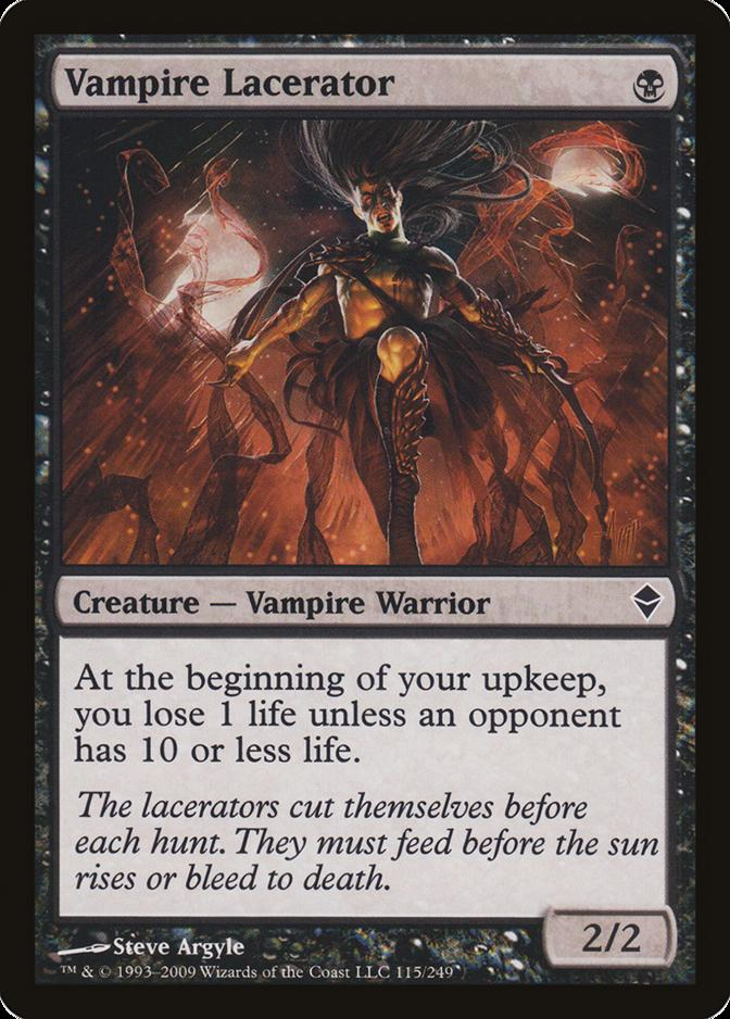 Vampire Lacerator [ZEN]