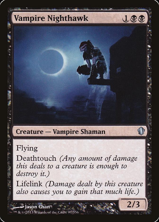 Vampire Nighthawk [C13]