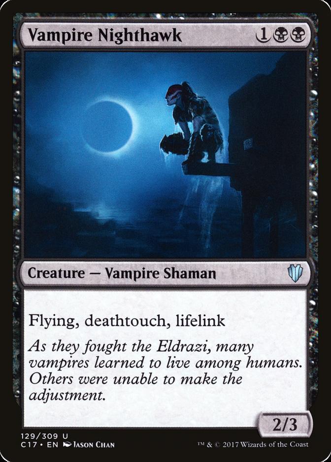 Vampire Nighthawk [C17]