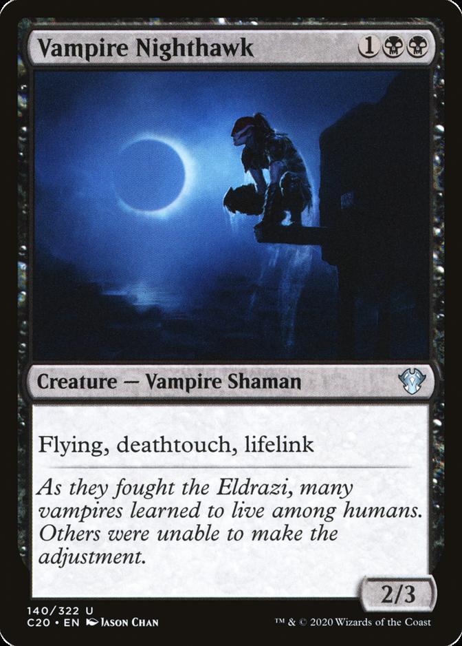 Vampire Nighthawk [C20]
