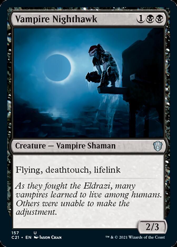 Vampire Nighthawk [C21]
