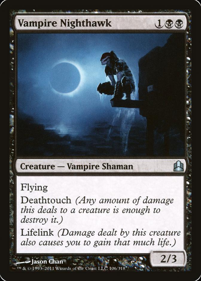 Vampire Nighthawk [CMD]