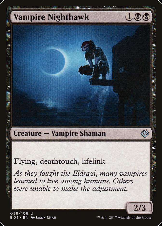 Vampire Nighthawk [E01]