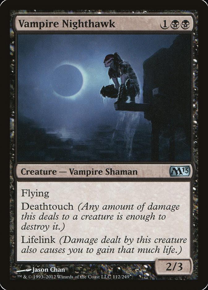 Vampire Nighthawk [M13]