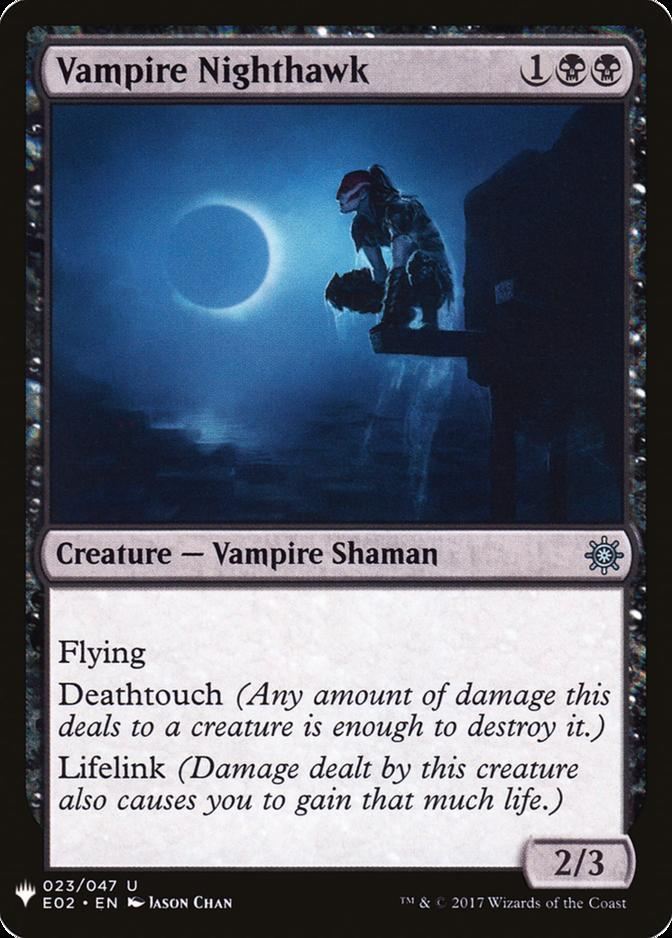 Vampire Nighthawk [MB1]