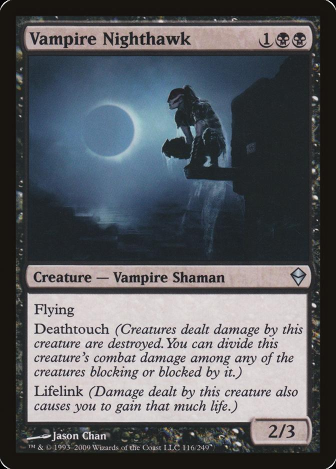 Vampire Nighthawk [ZEN] (F)