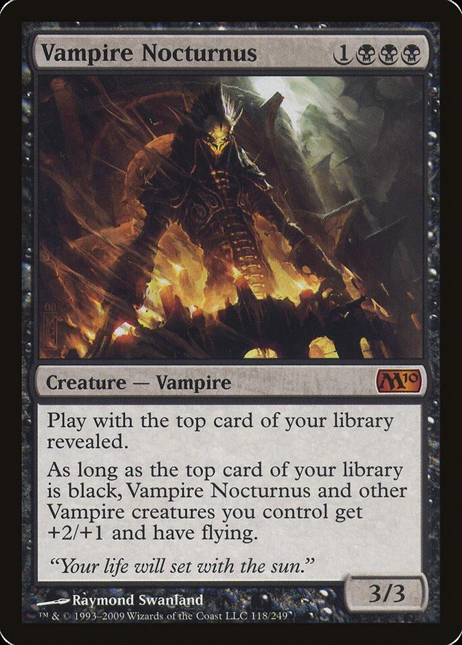 Vampire Nocturnus [M10]