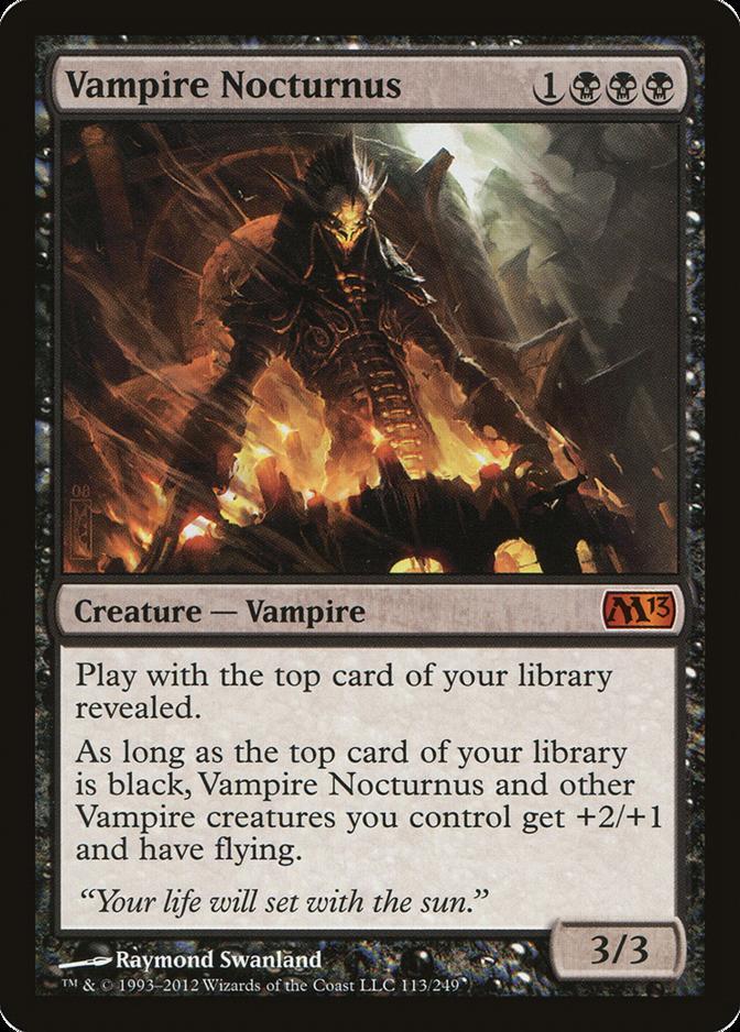 Vampire Nocturnus [M13] (F)