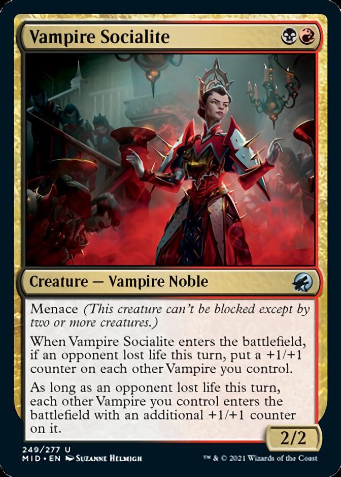 Vampire Socialite [MID]