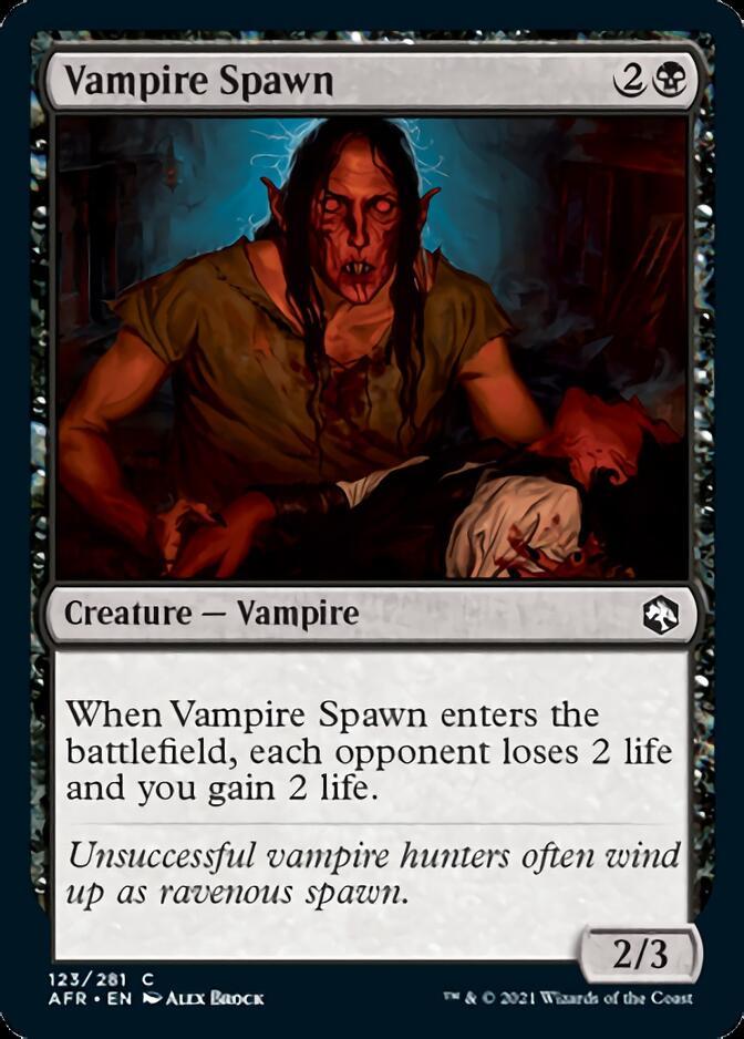 Vampire Spawn [AFR]