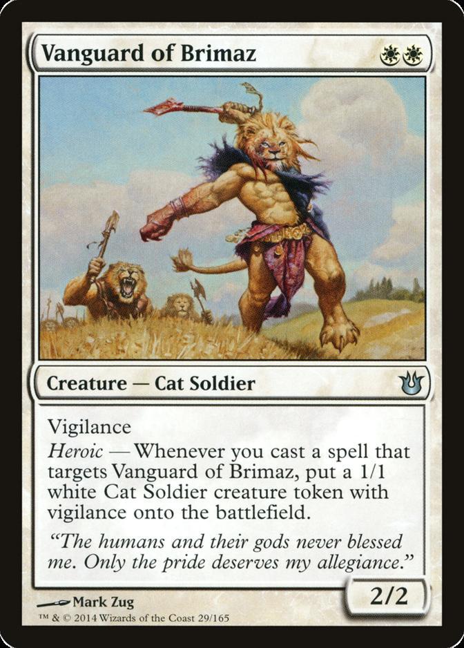Vanguard of Brimaz [BNG]