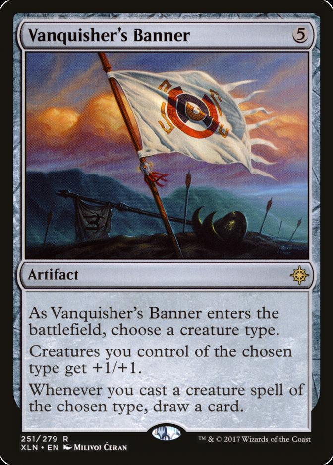Vanquisher's Banner [XLN]
