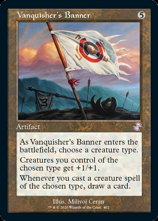 Vanquisher's Banner <timeshifted> [TSR]