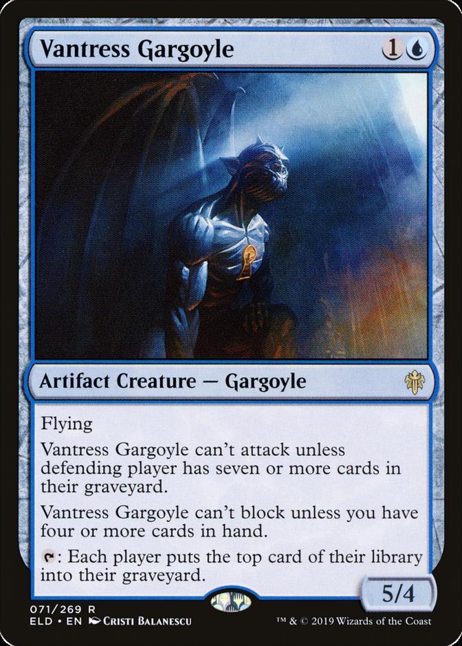 Vantress Gargoyle [ELD]