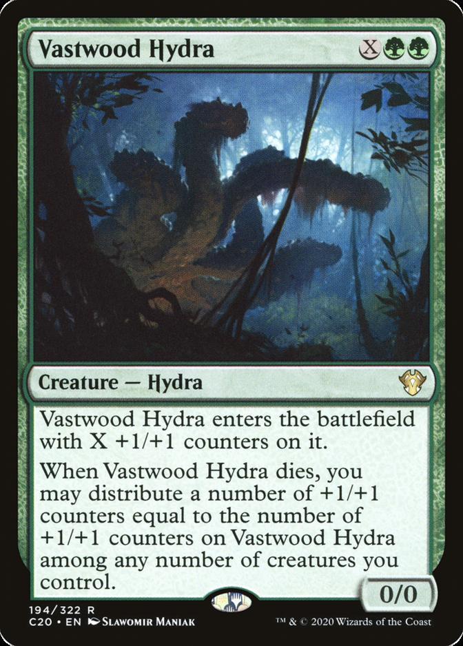 Vastwood Hydra [C20]