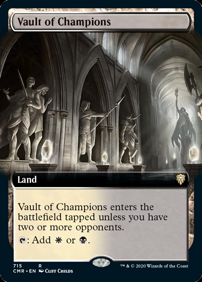 Vault of Champions [PCMR]