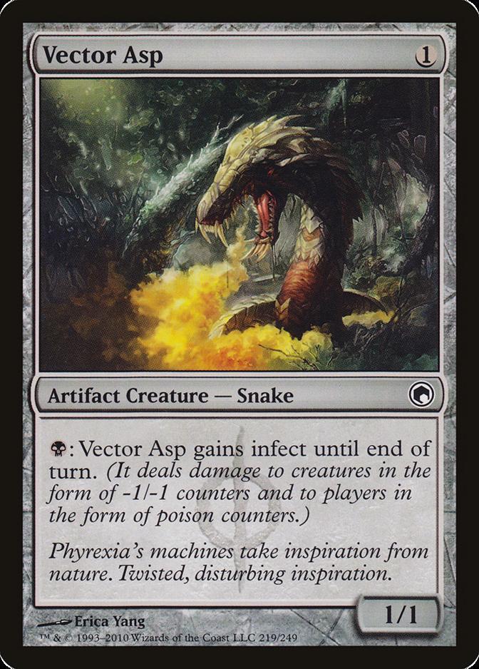 Vector Asp [SOM]