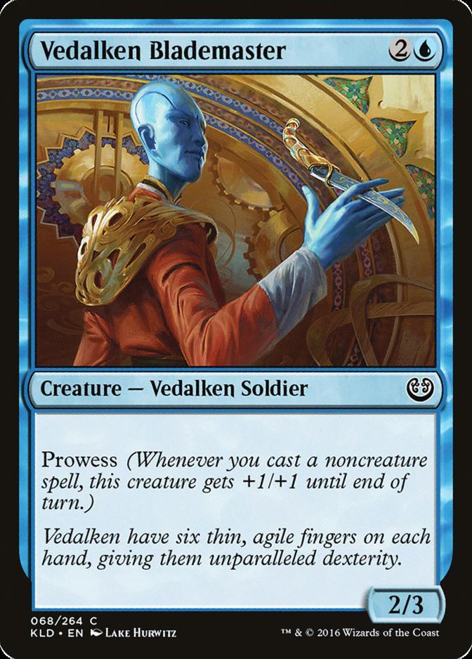 Vedalken Blademaster [KLD]