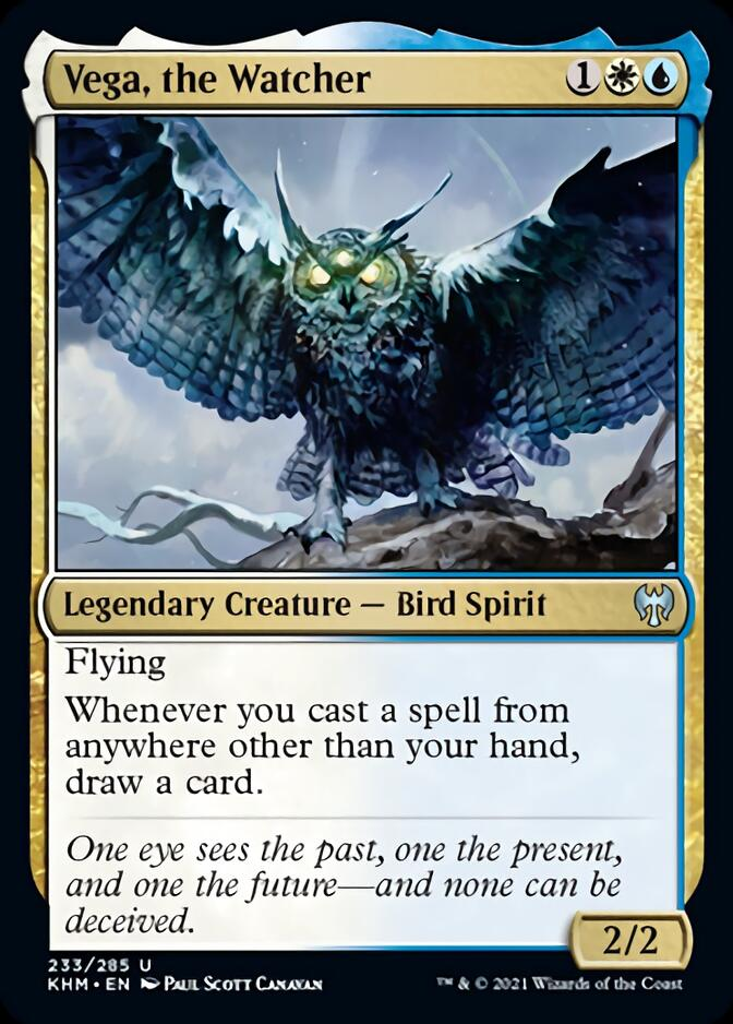 Vega, the Watcher [KHM]