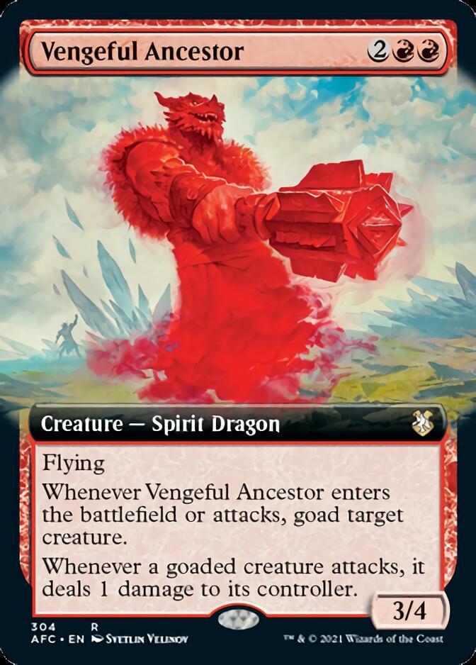 Vengeful Ancestor <extended> [AFC]