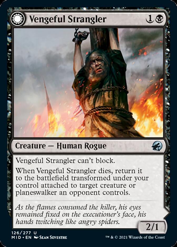 Vengeful Strangler [MID]