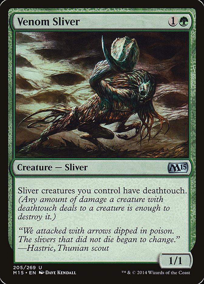 Venom Sliver [M15]