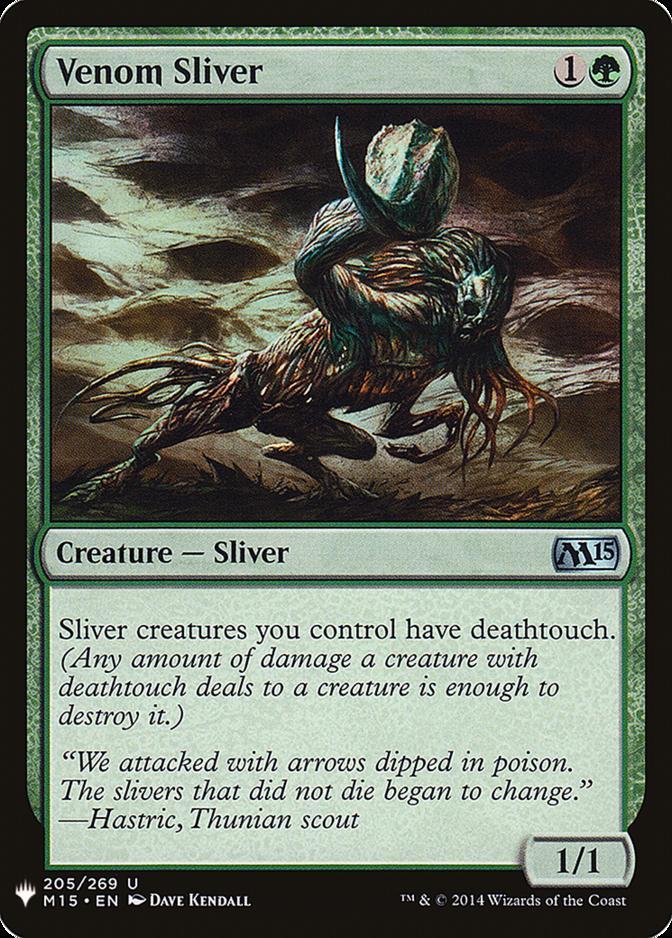 Venom Sliver [MB1]