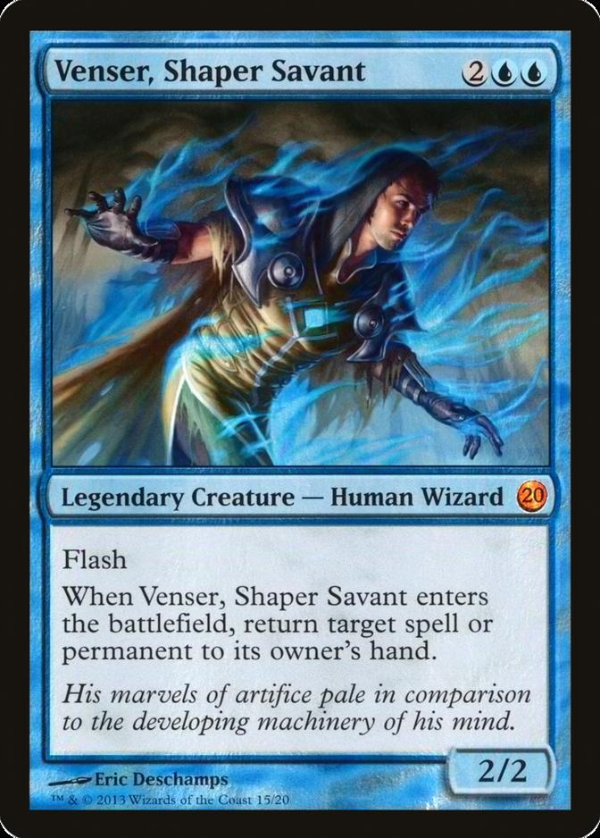 Venser, Shaper Savant [V13] (F)