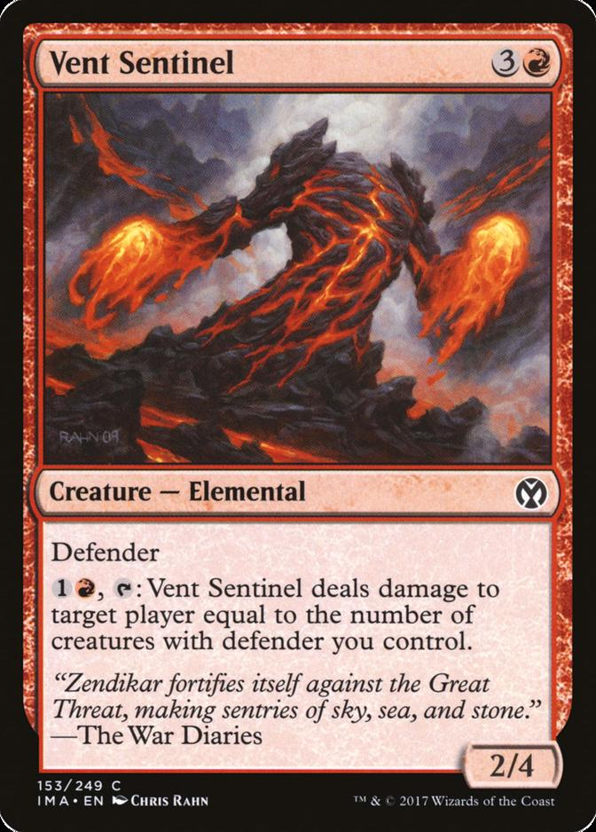 Vent Sentinel [IMA]