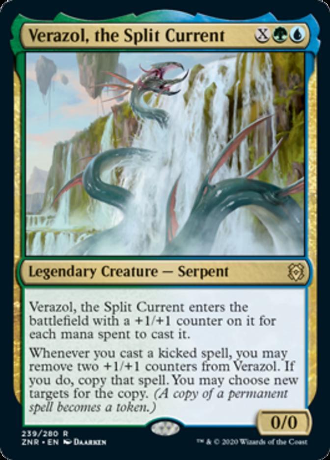 Verazol, the Split Current [ZNR]