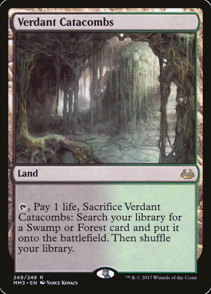 Verdant Catacombs [MM3]